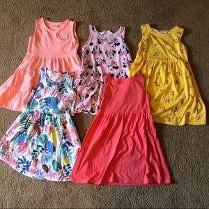 Girls 5t Dress Lot